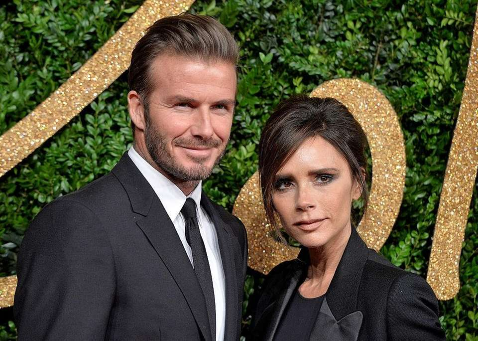 Parents: David and Victoria Beckham Children: Harper, born