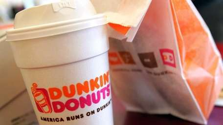 Dunkin' Brands, the owner of Dunkin' Donuts, is