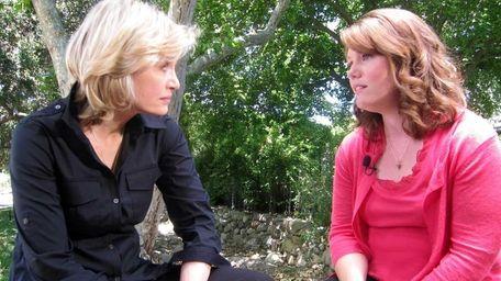 ABC News' Diane Sawyer speaks with Jaycee Dugard