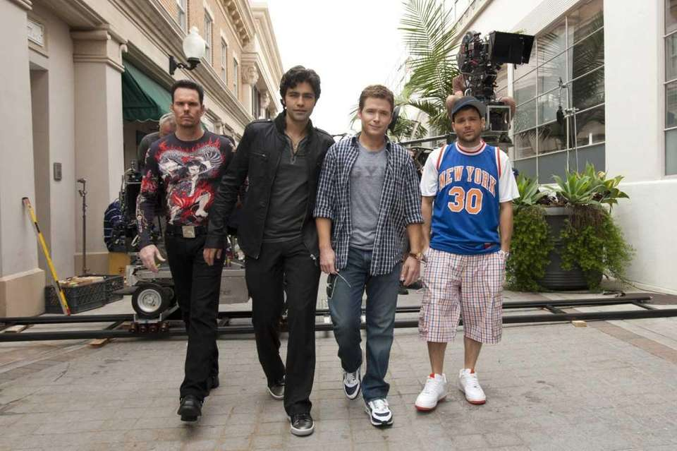 ENTOURAGE episode 90 (season 8, episode 2): Kevin