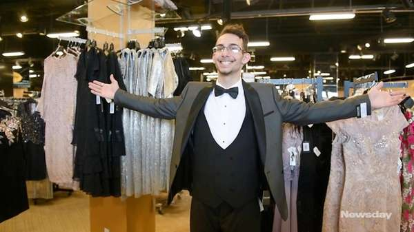 Newsday chooses male project prom winner for first time