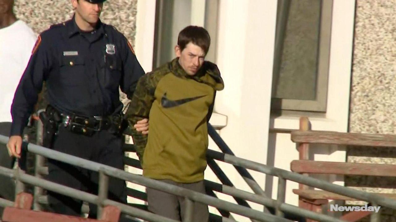 Keith Makowsky, 29,of Lindenhurst, who was accused of