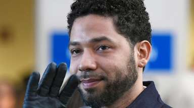 No decision has been made about Jussie Smollett's