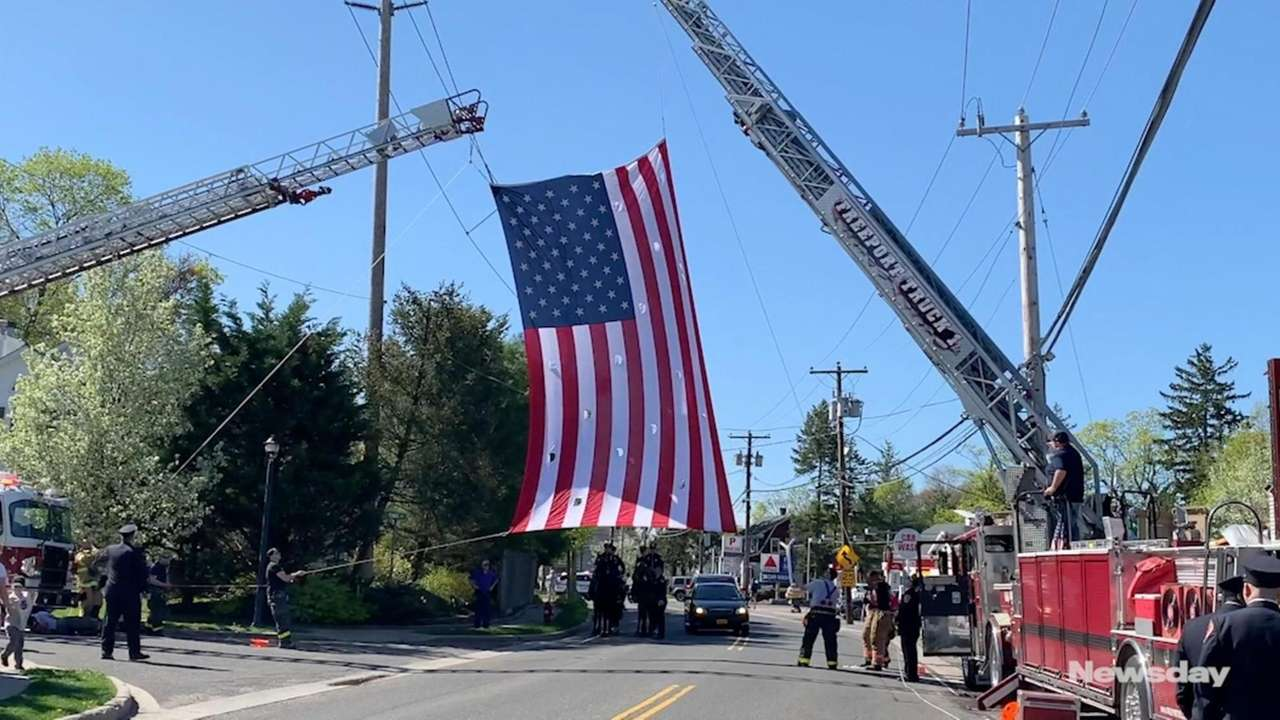 On Wednesday,Marine Sgt. Robert Hendriks was buried with