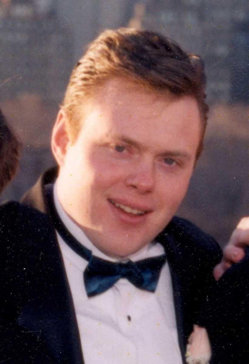 Michael Desmond McCarthy, 33, grew up in Huntington