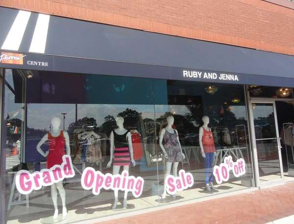 Ruby and Jenna, an affordable boutique, opened in