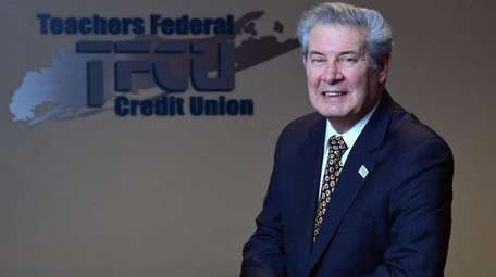 Robert G. Allen, president and CEO of Teachers