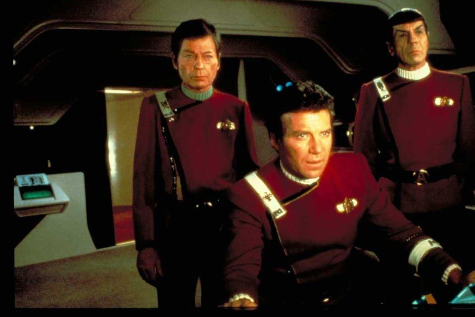 Star Trek (1979), Star Trek II: The Wrath