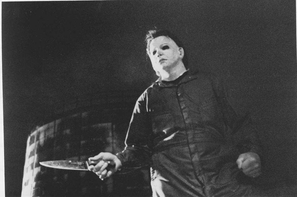 Halloween (1978), Halloween II (1981), Halloween III (1982),