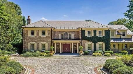 This Matinecock home, for $3.995 million, has five