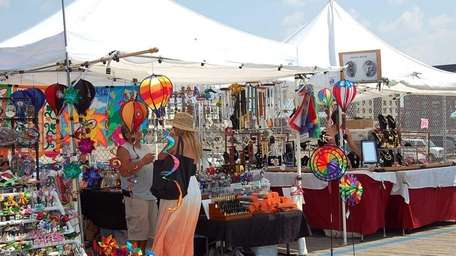 City of Long Beach Arts and Crafts fair