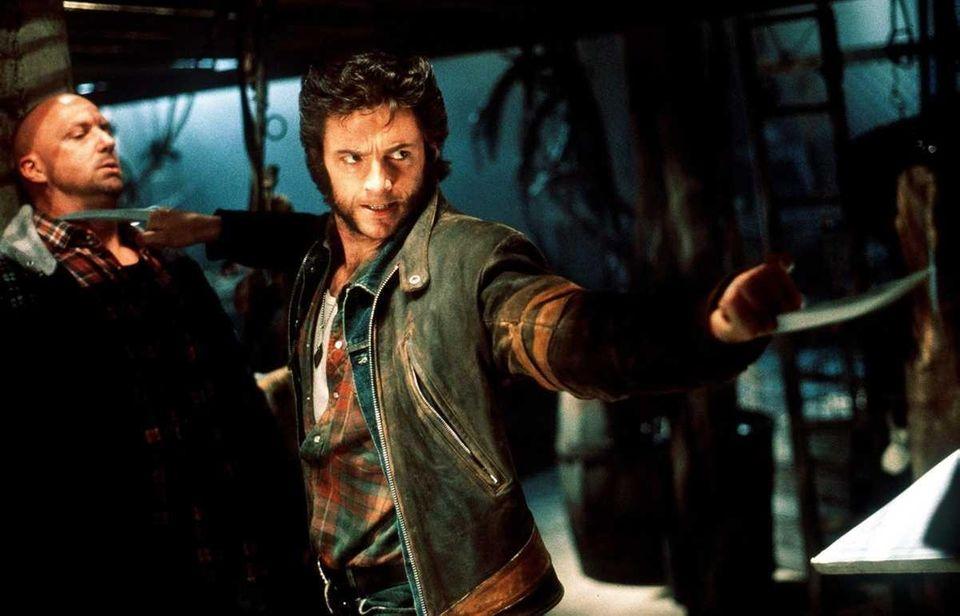 X-Men (2000), X2 (2003), X-Men: The Last Stand