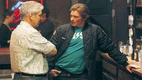 Lenny Clarke, left, and Denis Leary in the