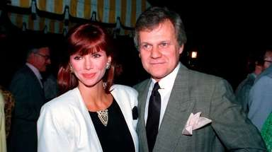 Ken Kercheval, who played perennial punching bag Cliff