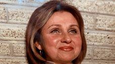 Barbara C. Harrington, a Bay Shore mother of
