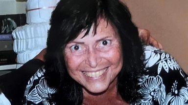 Lifelong Westbury resident Cathy Moramarco, seen here in