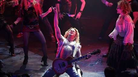 """Rock of Ages,"" which had a nearly six-year"