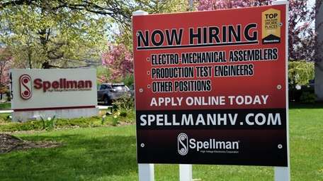 The offices of Spellman High Voltage Electronics in