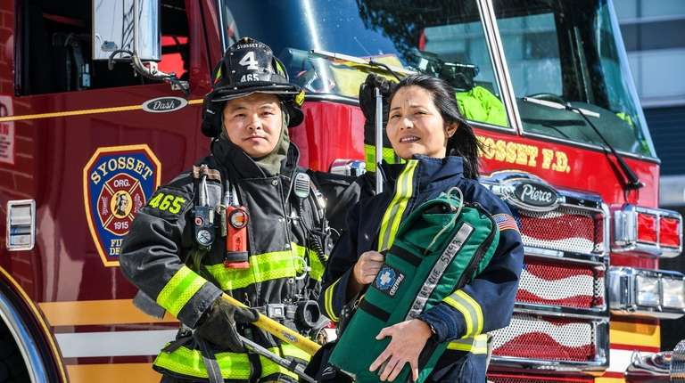 Answering the call: LI fire departments make pitch for new