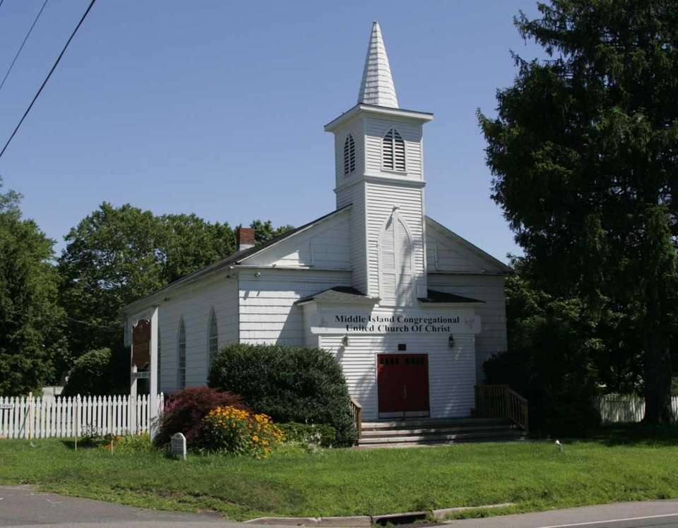 The Middle Island Congregational United Church of Christ,
