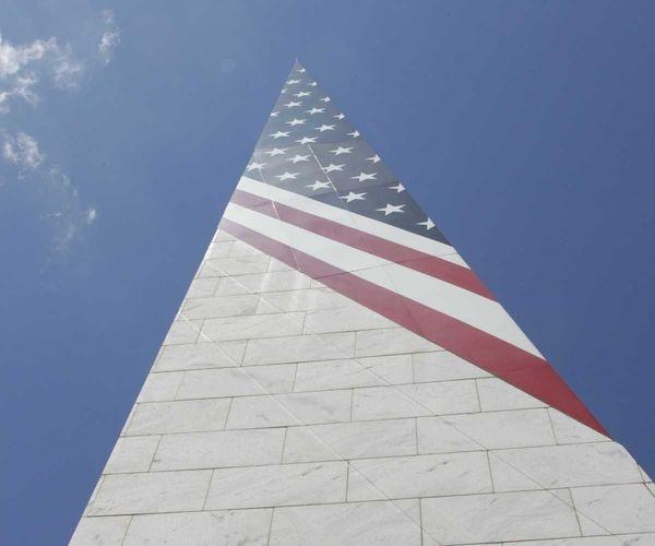 The Suffolk County Vietnam Veterans Memorial is located