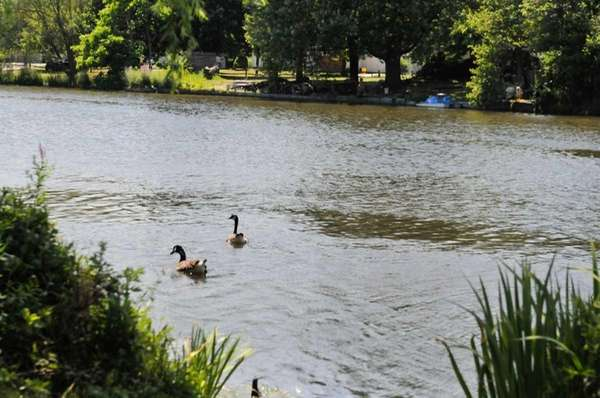Marjorie R. Post Community Park is at the