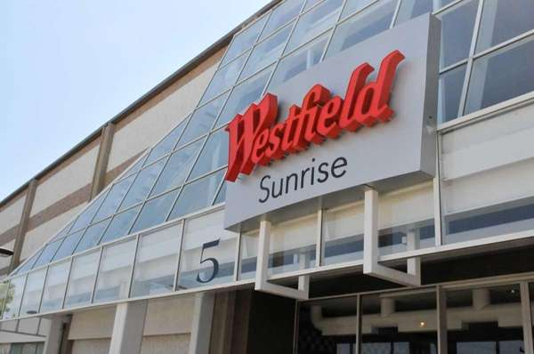 Sunrise Mall has more than 160 retailers, including