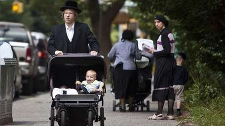Parents in Borough Park and throughout the city