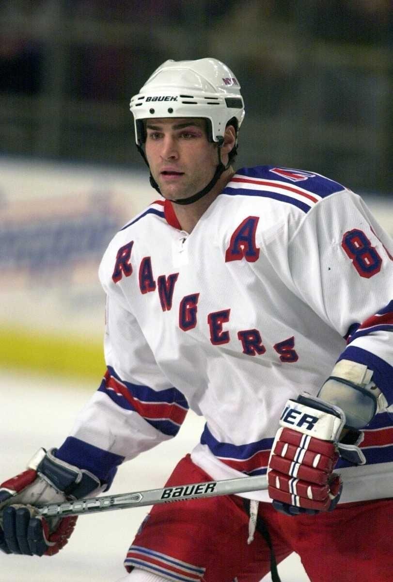 1991: ERIC LINDROS, Quebec Nordiques Center Career NHL