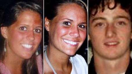 Left to right: Jamie Malone, 22; Paige Malone,