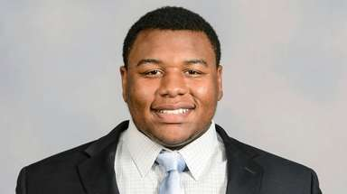 Giants draft pick Dexter Lawrence.