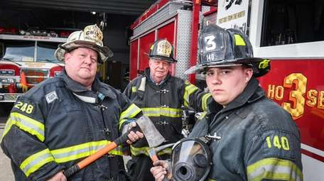 Three generations of Oceanside firefighters epitomize Long Island
