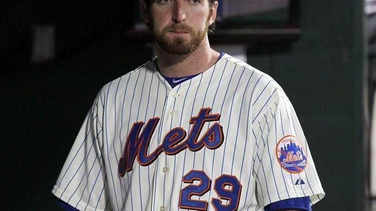 Ike Davis #29 of the New York Mets