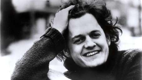 Singer Harry Chapin, seen a publicity file photo,