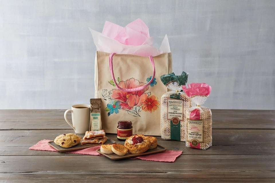 Wolferman's created a Mother's Day gift for the