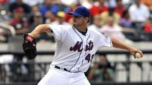 Jonathan Niese pitched 7 strong innings for the