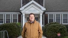 David Eagan, president of the Wainscott district's school