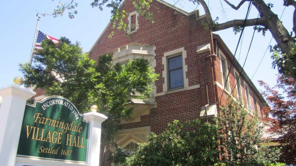 Farmingdale Village Hall on July 5, 2011.