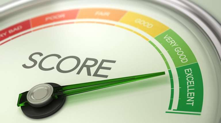 Traditionally, FICO credit scores are calculated using factors
