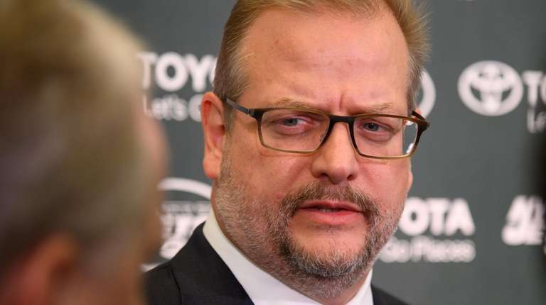 Jets general manager Mike Maccagnan, according to reports,