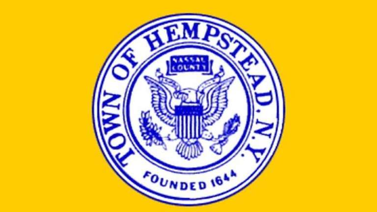 Seal of the Town of Hempstead.