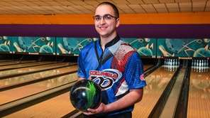 Jeremy Milito, of Patchogue, shot a 900 series
