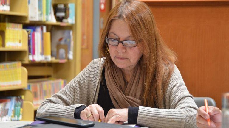 Ana Maria Vega speaks fluent Spanish and German,