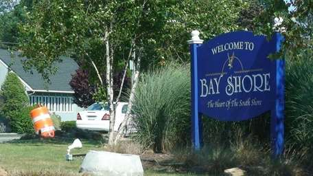 Bay Shore is a hamlet in the Town