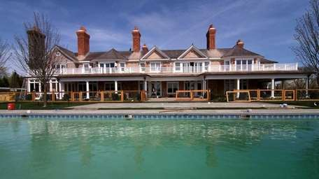 A luxury 11.5-acre estate in Bridgehampton known as
