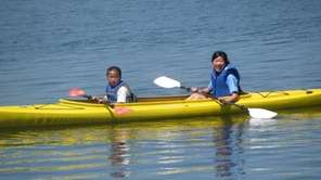 Shelter Island Kayak Tours rents kayaks and supplies