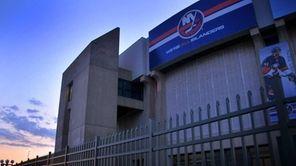 The Nassau Coliseum. (July 15, 2011)