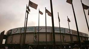 The Nassau Coliseum. (July 20, 2011)