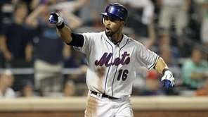 Angel Pagan #16 of the New York Mets