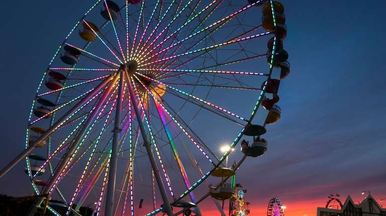 Empire State Fair heads back to Nassau Coliseum | Newsday